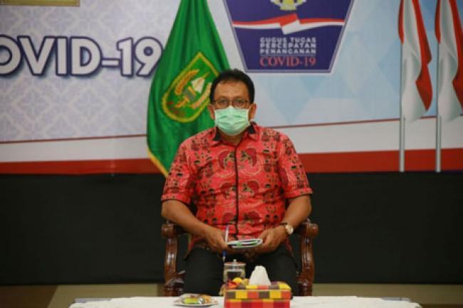 Gubri akan Lantik Kepala Inspektorat Riau