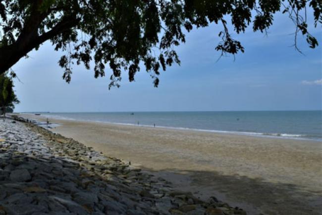 Investor Singapura Bakal Jadikan Pulau Rupat utara Kawasan Resort Pariwisata