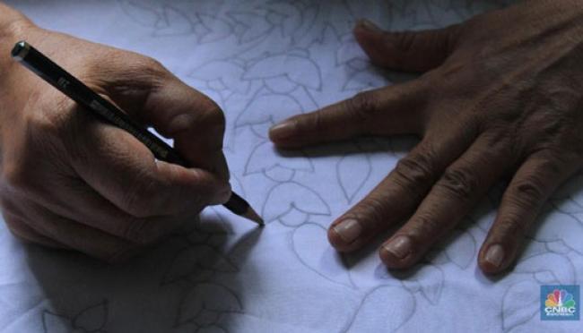 Bumi Gonjang Ganjing, China Klaim Batik Tradisi Leluhurnya