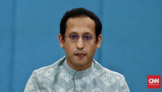 Minta Maaf Nadiem kepada PGRI, NU dan Muhammadiyah