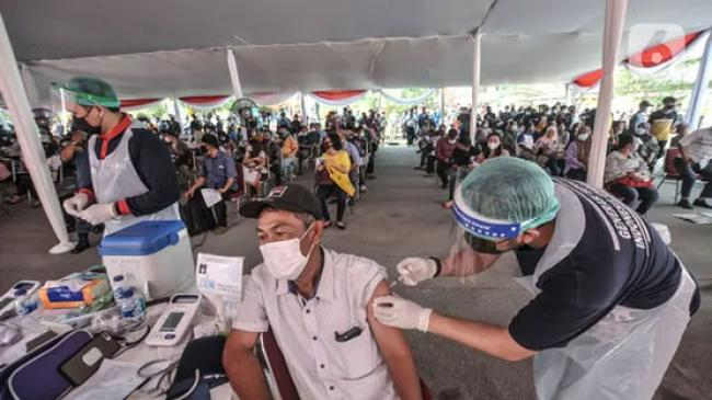 45.416 Kasus Baru Covid-19, DKI dan Jabar Tertinggi, Riau 1.215 Kasus