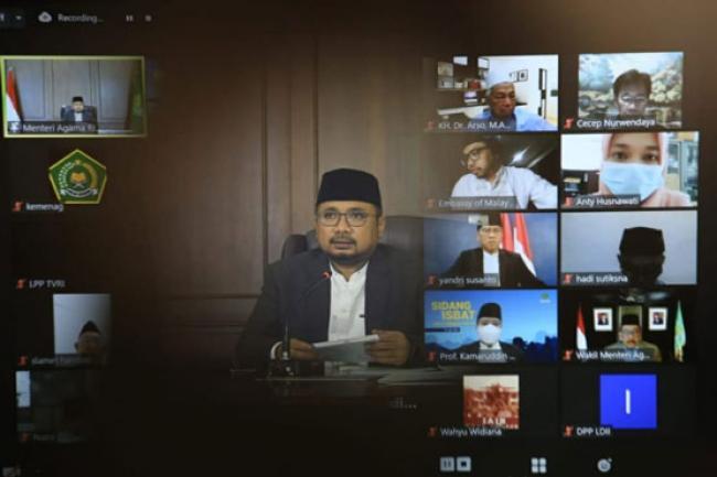Pemerintah Tetapkan Idul Adha 1442 H Jatuh pada Selasa 20 Juli 2021