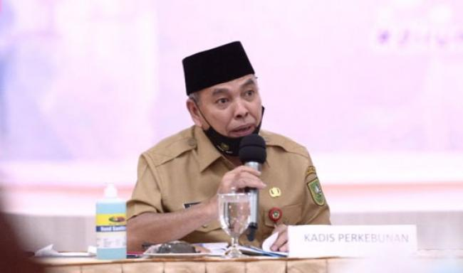 Disbun Riau Dapat Kucuran DAK APBN 2021 Sebesar Rp2,9 Miliar