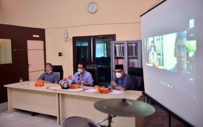 Kadisbud Riau Hadiri Forum Pembekalan Muhibah Budaya Jalur Rempah 2021
