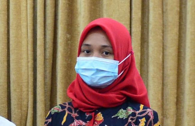 Terpilih Paskibraka 2021 Utusan Riau, Dwita Bercita-cita Jadi Polwan