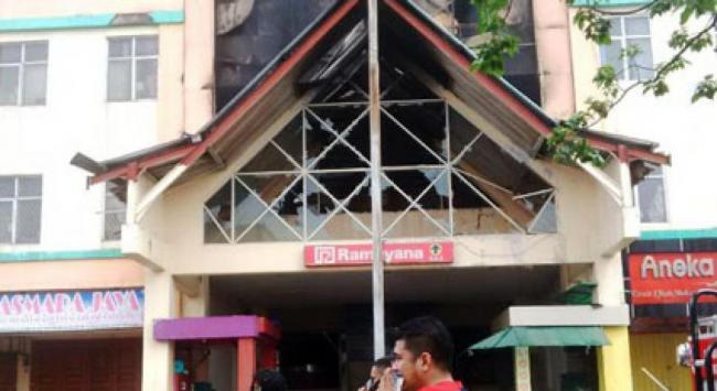 DPRD Tagih Pemko Soal Kejelasannya Pembangunan Pasar Ramayana