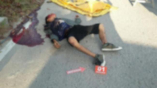 Warga Hakimi Pencuri di Alfamart Jalan Kuantan Hingga Tewas