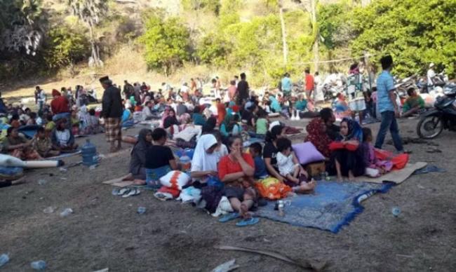 Korban Tewas Gempa Lombok Jadi 321 Orang, Kerugian Lebih dari Rp2 Triliun