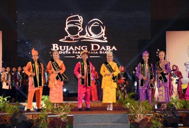 Bimbi Ashaika Dara Riau 2018, Bupati Bengkalis Sampaikan Tahniah