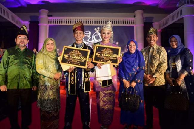 Duta Kabupaten Bengkalis Mela Yulindra Dara Provinsi Riau 2019