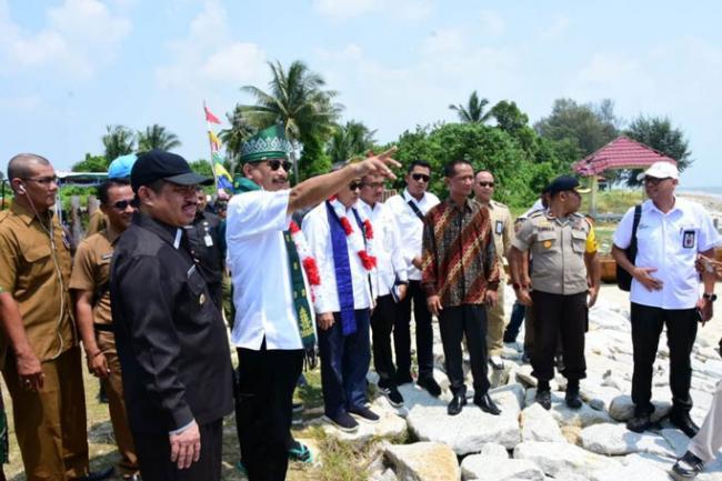 Menpar Arief Yahya: 'Kita Komit Kembangkan Pulau Rupat Sebagai KEK'