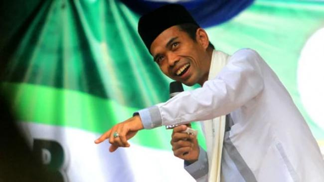 Ceramah soal Salib, Benarkah Ustaz Abdul Somad Dilaporkan ke Polisi?