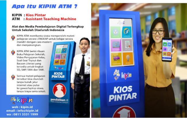 KIPIN ATM: Building Smarter Digital School