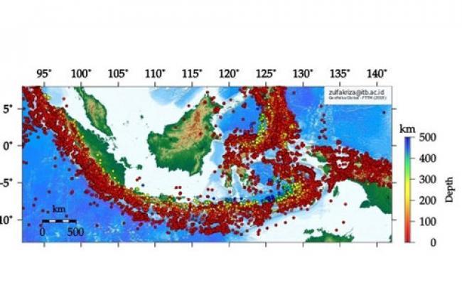 BMKG Ungkap Adanya 3 Sesar Sumber Gempa di Kalimantan Timur