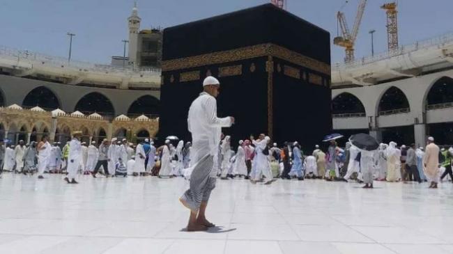 Rahasia Lantai Masjidil Haram Tetap Dingin Meski Cuaca Panas