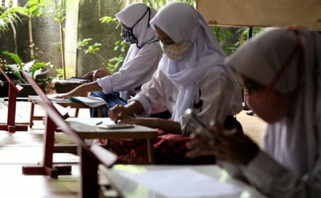 Tanpa Izin Bunda, Sekolah Tak Bisa Dibuka Meski di Zona Hijau