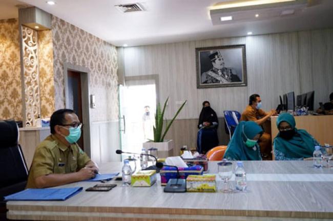 Optimalisasi APBD dan Disiplin Protokol Kesehatan, Dua Roda Penggerak Stabilitas Pertumbuhan Ekonomi Kabupaten Siak Di Tengah Pandemi