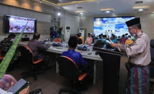 Antisipasi Dampak Pandemi Covid-19, Pemkab Siak Siapkan Cadangan Pangan