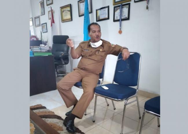 Guru SDN 36 Peroleh Bantuan Paket Internet Rp 100 Per Bulan
