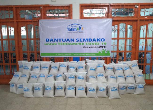 Rumah Yatim Akan Distribusikan Bantuan ke Pelosok Riau di Momen HUT RI 75