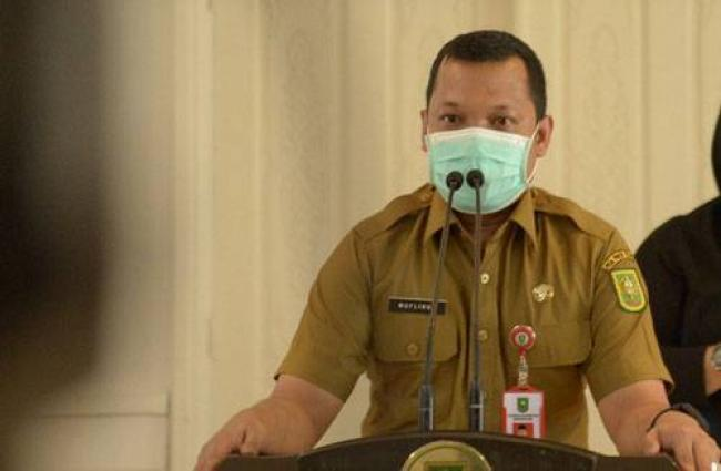 Peserta Rapat Paripurna Hari Jadi Provinsi Riau Dibatasi 50 Undangan