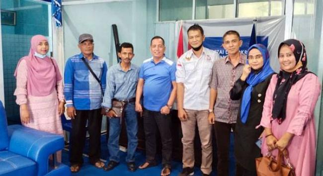 DPD KNPD Riau Rencanakan Sosialisasi ke DPD Demokrat Riau
