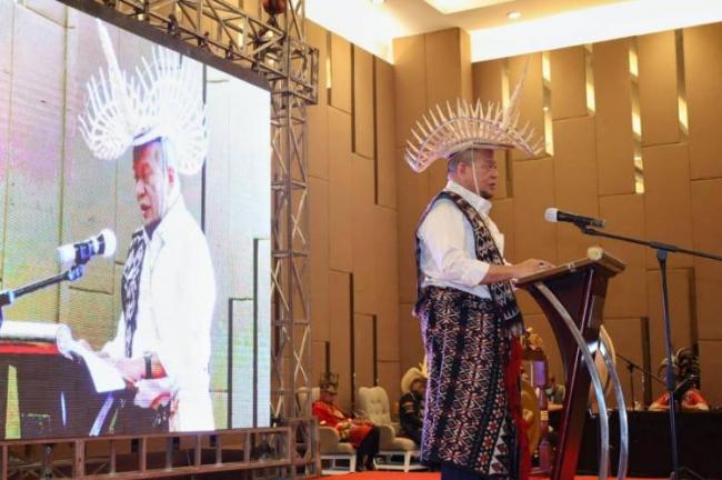 Ketua DPD RI LaNyalla Perjuangkan Penetapan Hari Kebudayaan dan Kearifan Lokal Nasional