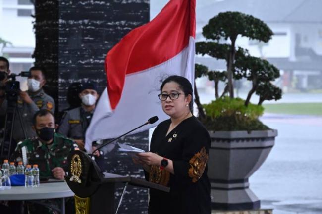 Ketua DPR RI Puan Puji Semangat Gotong Royong Mahasiswa Hadapi Pandemi Covid-19