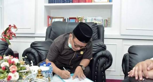 Ketua DPRD Bengkalis Sambut Baik Penambahan Anggaran BPJS untuk Masyarakat Kurang Mampu