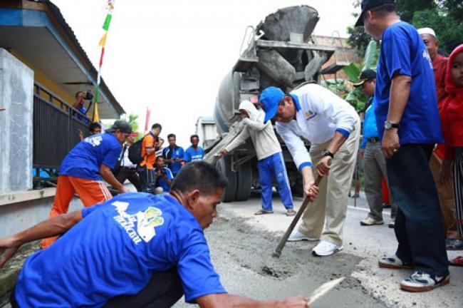Pemko Pekanbaru Cetuskan Program Kampung Madani