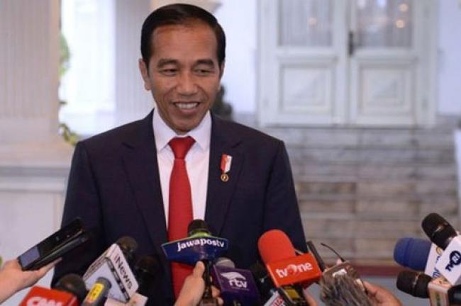 Meski Banjir Kritik, Jokowi Pastikan Revisi UU KPK Jalan Terus