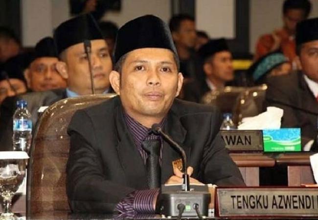 Janji Berikan yang Terbaik, DPP Demokrat Tunjuk Azwendi Pimpin DPRD Pekanbaru