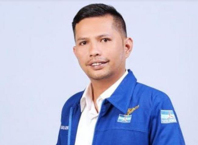 DPP Tunjuk Tengku Azwendi Sebagai Wakil Ketua DPRD Pekanbaru