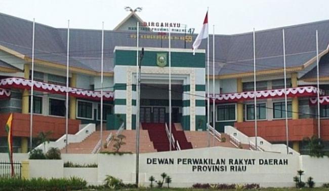 DPRD Riau Gelar Paripurna Pembentukan Tatib Dewan