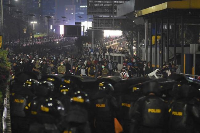 Demo UU KPK dan RKUHP, 232 Orang Jadi Korban, 3 Dikabarkan Kritis