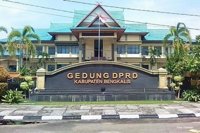 24 Anggota DPRD Kabupaten Bengkalis 2019-2024 Merupakan Wajah Baru