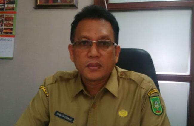 Enam Pejabat Ajukan Permohonan Izin Maju Sekdaprov Riau