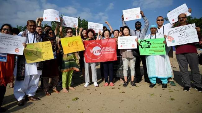 Demo Perubahan Iklim Menyebar ke Seluruh Dunia, Sekitar 4 Juta Orang Ikut Serta
