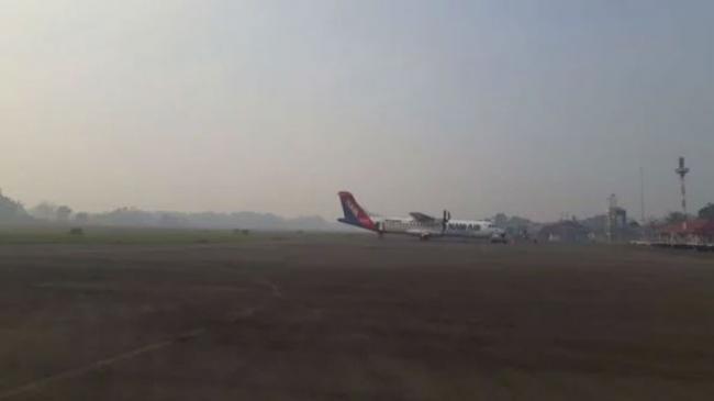 Kabut Asap di Kalimantan dan Sumatera, Bagaimana Kondisi Bandara?