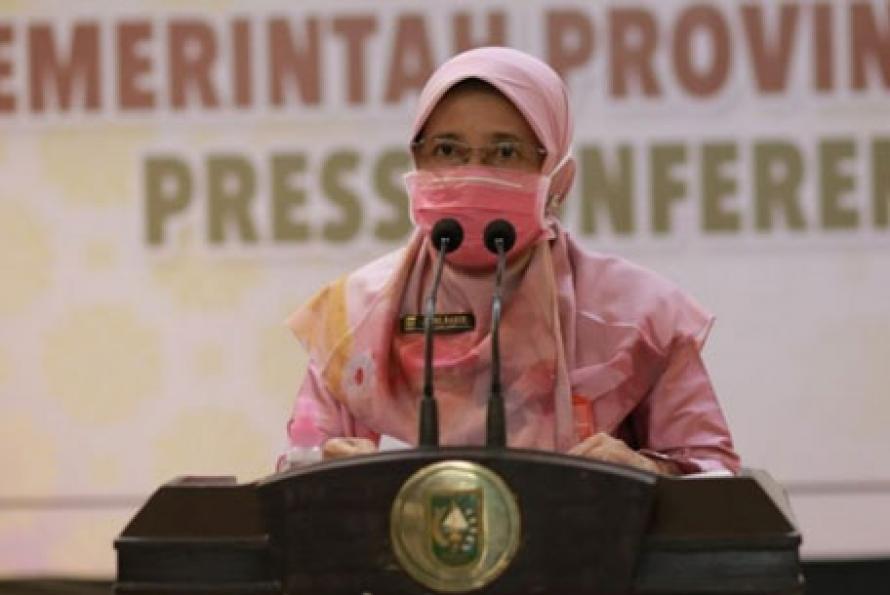 Rekor Harian, Covid-19 Riau Tembus 303 Kasus, Pekanbaru Mendominasi