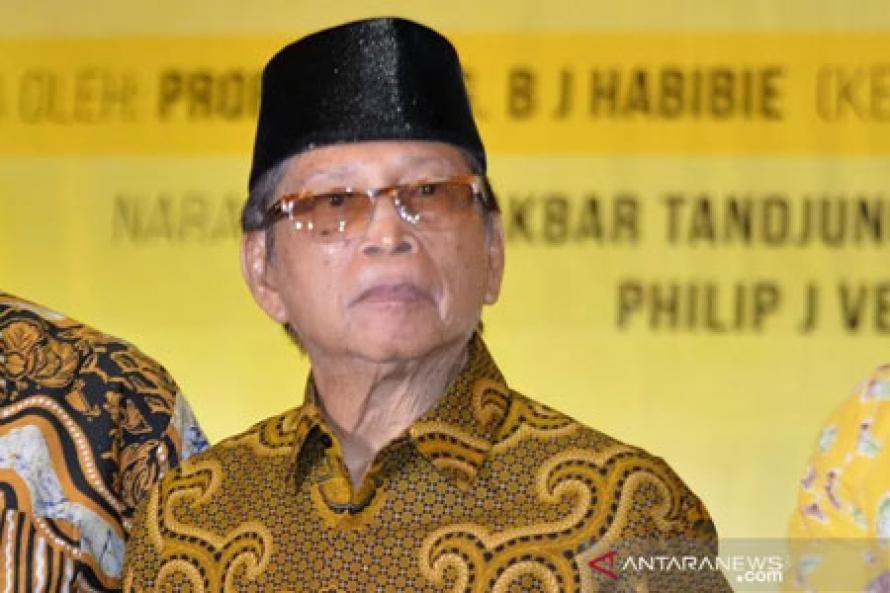 Mantan Menpora Abdul Gafur Wafat