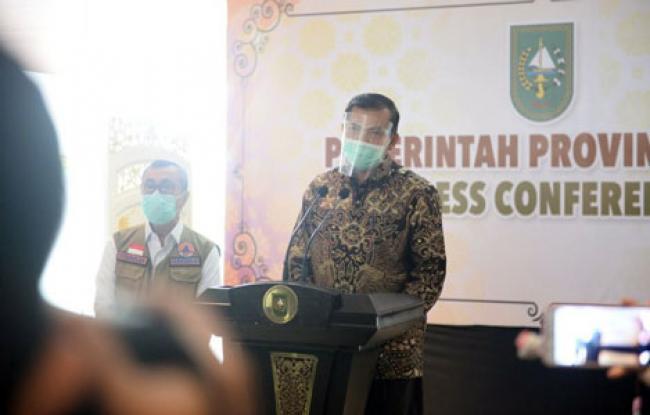 Wali Kota: Peningkatan Kasus Covid-19 di Pekanbaru Banyak OTG