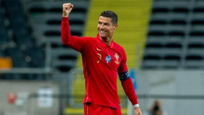 Swedia Vs Portugal: Cristiano Ronaldo Cetak Rekor 100 Gol