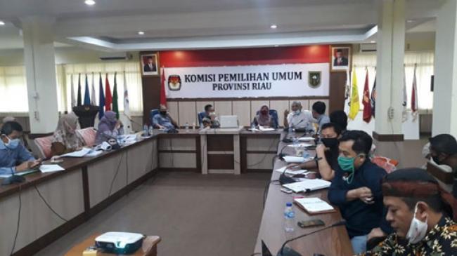 Pandemi Covid-19, KPU Larang Perempuan Hamil Jadi Anggota KPPS