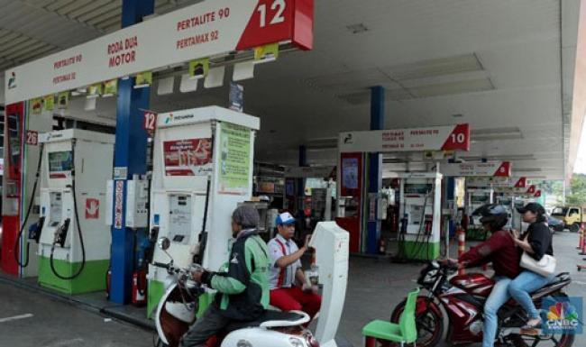 Kabar Gembira! Harga Pertalite Turun jadi Rp 6.450 per Liter