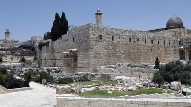 Kasus Covid-19 Meningkat, Masjid Al Aqsa Kembali Ditutup