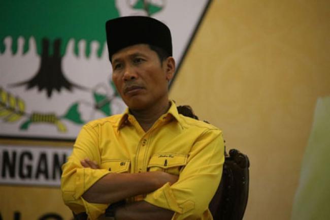 Ketua DPRD Riau Resmi Mengundurkan Diri