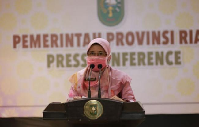 Update Covid-19 Riau 20 September: 299 Kasus Konfirmasi, Pekanbaru 121 Kasus