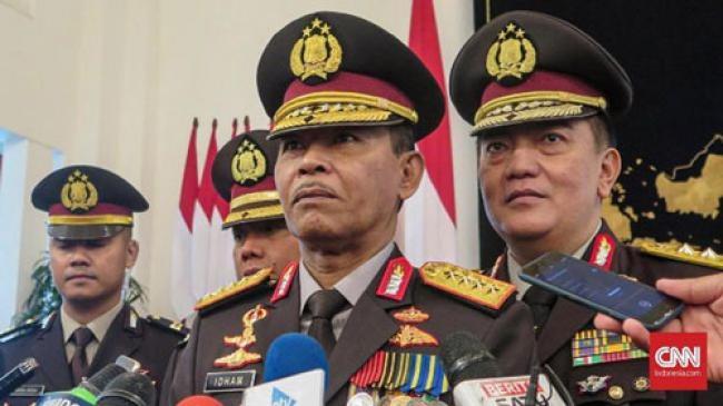 Kapolri Terbitkan Maklumat Cegah Covid Pilkada, Larang Konvoi