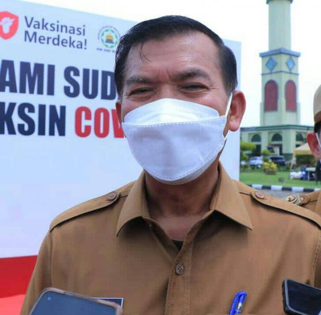 Sepekan PPKM Level III di Kota Pekanbaru, Kasus Sebaran Covid-19 Fluktuatif
